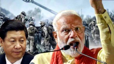 Photo of ভারত-চীন যুদ্ধের সূচনা! সীমান্তে বাড়ছে সেনা, চক্কর কাটছে ভারতের যুদ্ধ বিমান