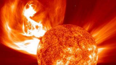 Photo of সূর্যে দানা বাঁধছে বিশাল সৌর ঝড়, বিপদের আশঙ্কা কতটা? স্পষ্ট জানালো NASA