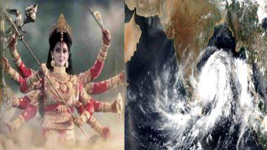 Photo of নিম্নচাপের সঙ্গে ঝেঁপে আসছে বৃষ্টি, পুজোর মধ্যে ভাসবে এইসব জেলা