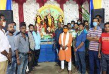 Photo of নদীয়ার চাকদহে পুজো উদ্বোধন করলেন বিজেপি যুব মোর্চার সভাপতি ভাস্কর ঘোষ