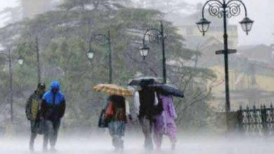 Photo of রাজ্যজুড়ে বৃষ্টির পূর্বাভাস, সোমবার থেকে শুরু শীতের নতুন ইনিংস: আবহাওয়া দফতর