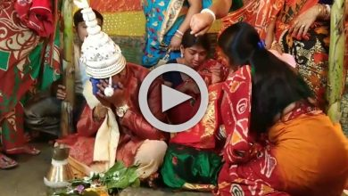 Photo of বিয়ের আসরে সুন্দরী বউয়ের কান্না দেখে তুমুল কান্না যুবকের, ঝড়ের গতিতে ভাইরাল ভিডিও