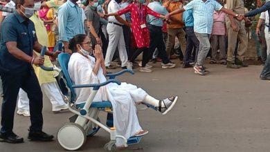 Photo of এক পায়ে বাংলা জয় করব, দু'পায়ে দিল্লি, সরাসরি Mamata
