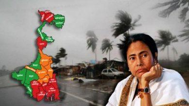 Photo of বাংলার ২০ টি জেলায় মহা তান্ডব চালাতে পারে ঘূর্ণিঝড় Yash, চূড়ান্ত সতর্কতা জারি রাজ্য সরকারের