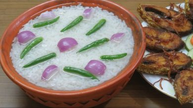 Photo of Health Tips: টানা সাত দিন সকালে পান্তা ভাত খান, পাবেন একাধিক উপকার