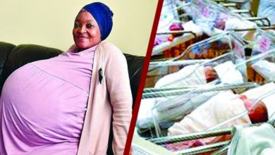 Photo of OMG! একসঙ্গে ১০ টি সন্তান জন্ম দিয়ে গিনেস বুকে নাম তুলল এই তরুণী, রইল তার আসল পরিচয়