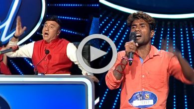 Photo of Indian Idol: প্রতিযোগী যুবকের গান শুনে নিজের গালেই সপাটে চড় মারলেন অনু মালিক, তুমুল ভাইরাল ভিডিও