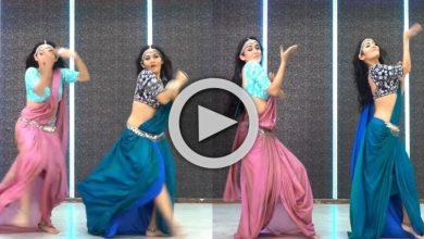 Photo of বলিউড 'Super Hit' গানে অসাধারন নাচে ভাইরাল সুন্দরী দুই বোন, নেটদুনিয়ায় প্রশংসার ঝড়