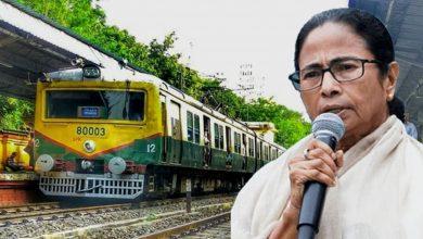 Photo of Local Train: বাংলায় কবে থেকে চালু হচ্ছে লোকাল ট্রেন? নবান্ন থেকে বড় ঘোষণা মুখ্যমন্ত্রীর