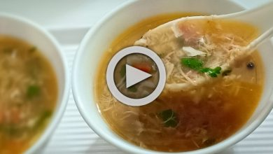 Photo of Chicken Soup Recipe: শরীর দুর্বল? বাড়িতেই বানিয়ে খান 'Healthy & Tasty' চিকেন স্যুপ, শিখে নিন সহজ রেসিপি