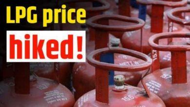 Photo of LPG Price Hike! পুজোর মুখেই ফের দাম বাড়ল রান্নার গ্যাসের!